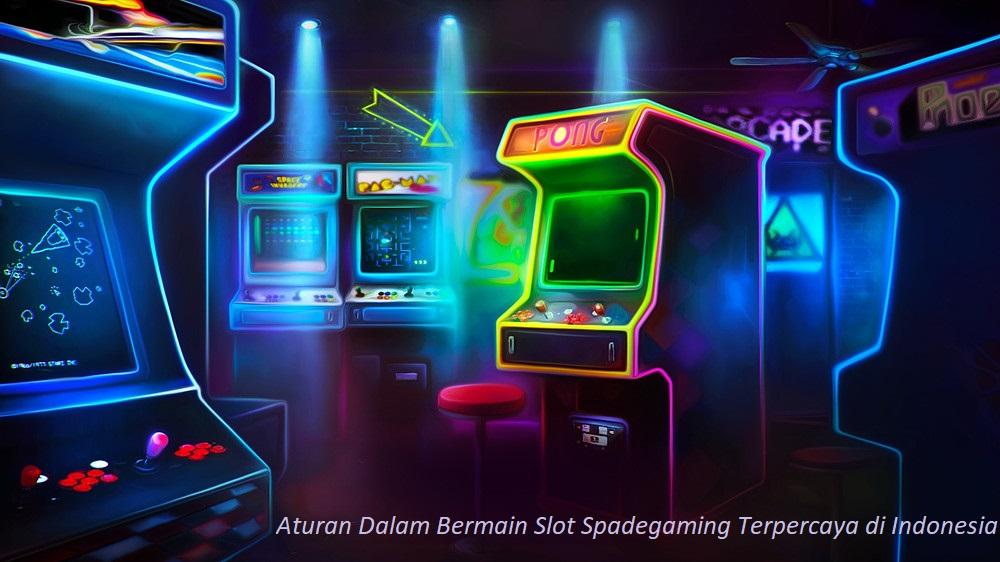 Aturan Dalam Bermain Slot Spadegaming Terpercaya di Indonesia